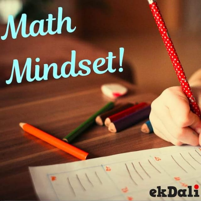 Five easy tips to build mathematical mindset in kids