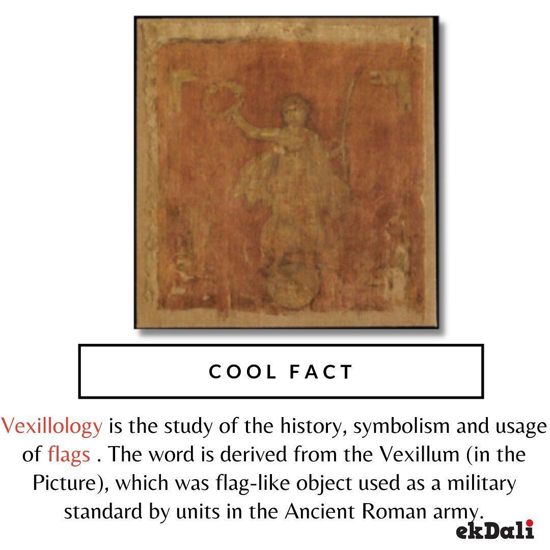 Cool Fact - Vexillology