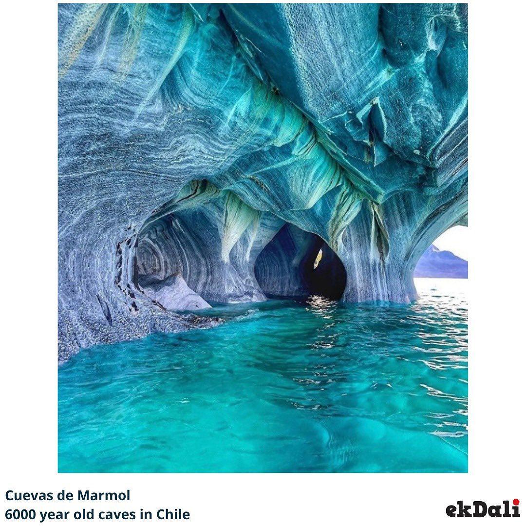 Cool Fact - The Cuevas de Marmol