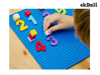 Numeracy Skills in Babies and Toddlers