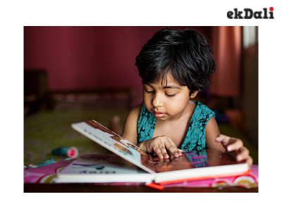 DEVELOPING LITERACY SKILLS FOR TODDLERS