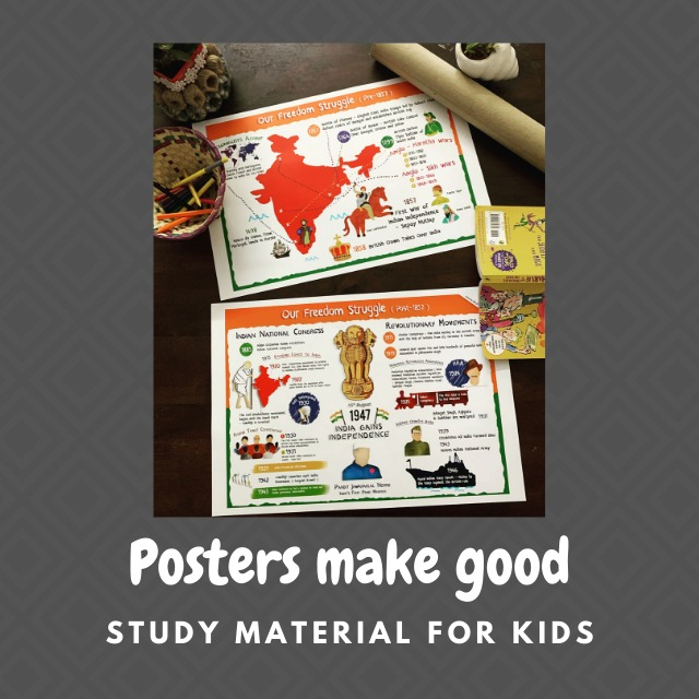 6 Reasons Why Posters Help a Child Learn Better