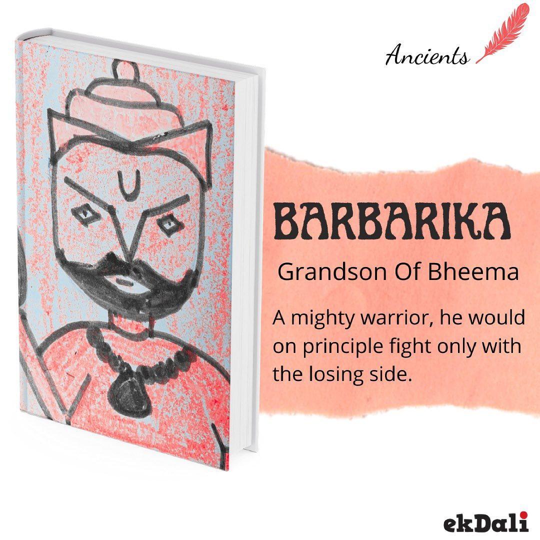 Ancients - Barbarika (Grand Son of Bheema)