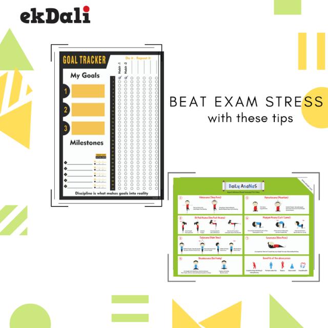Beat Exam Stress