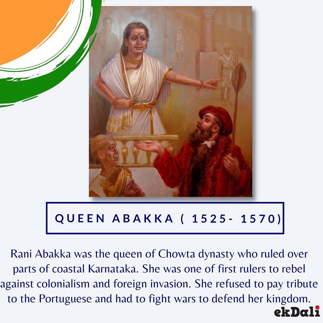 Cool Fact - Queen Abakka