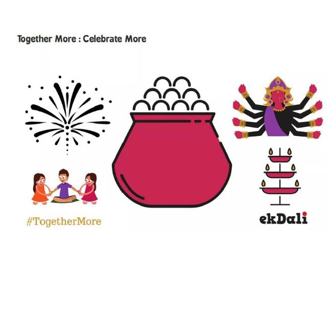 Together More : Celebrate More