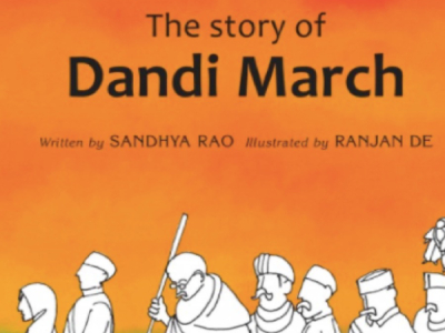 Book Review: The story of Dandi March
