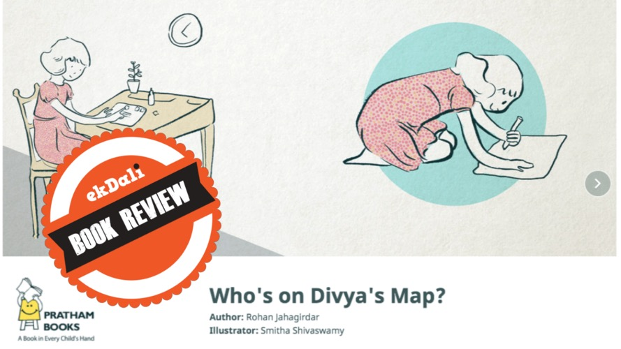 Book Review: Who's on Divya's Map
