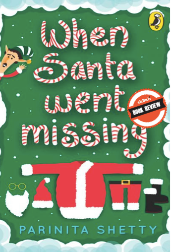 Book Review:  When Santa Went Missing