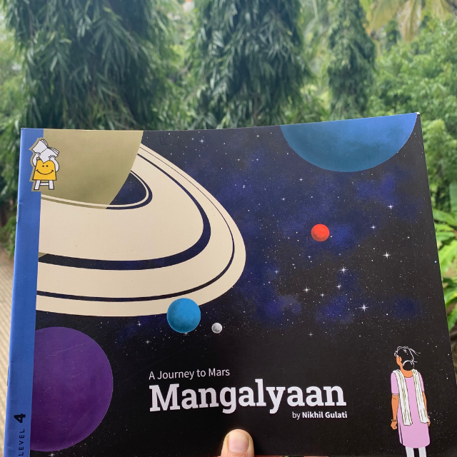 A Journey to Mars: Mangalyaan