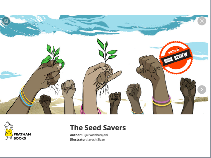 Book Review: Seed Savers