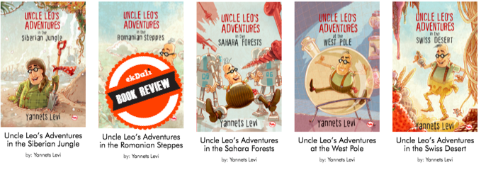 Book Review: Uncle Leo's Adventures