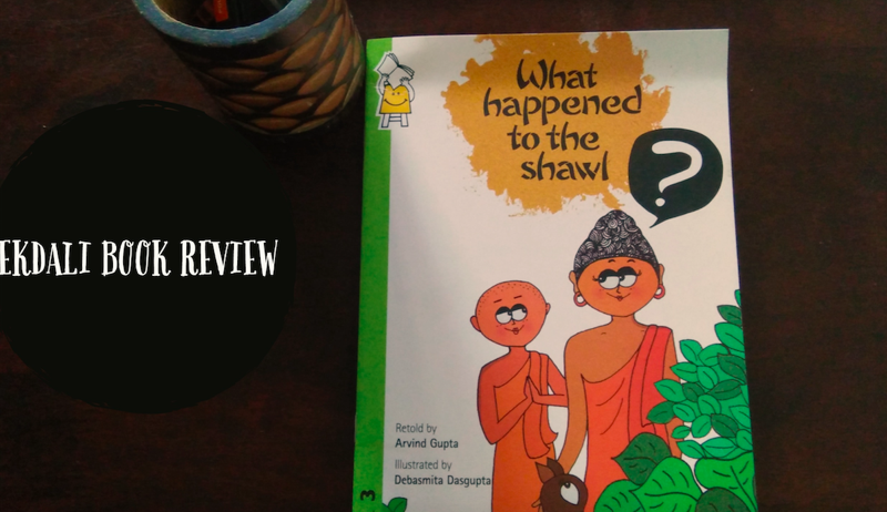 Book Review: What Happened to the shawl