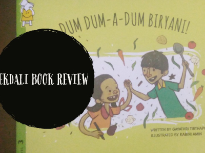 Book Review: Dum Dum - A- Dum Biryani