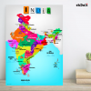 India Map for Kids